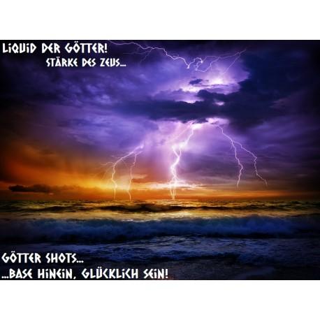 Götter Shots - Stärke des Zeus