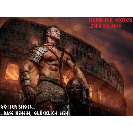 Götter Shots - Zorn des Ares